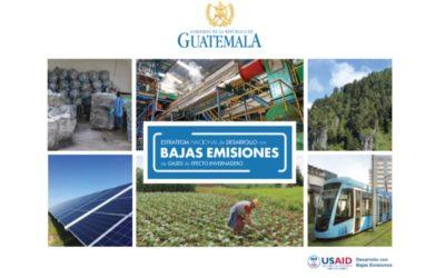 Estrategia Nacional de Desarrollo Con Bajas Emisiones