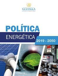 Política Energética 2019-2050